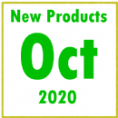 October 2020 - New Products